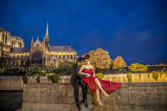 pre-wedding photography in Paris