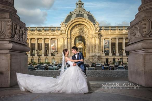 pre wedding photography Paris