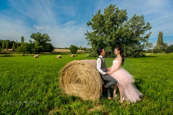 pre wedding photography Provence